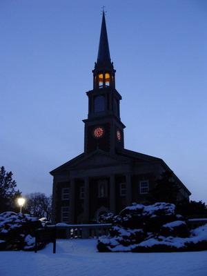 biserica pe inserat